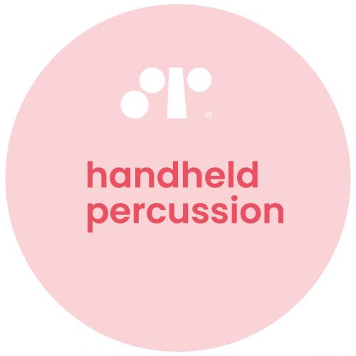 Handheld Percussion