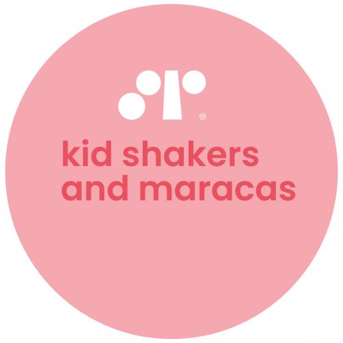 Kid Shakers and Maracas