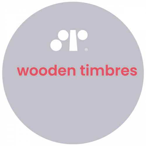 Wooden Timbres