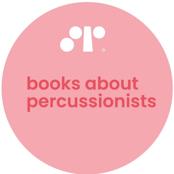 Books about Percussionists