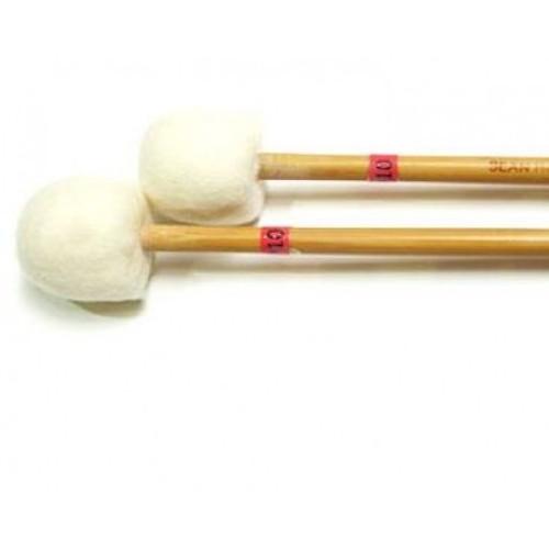 Sean Hooper P10 Professional Series Medium Soft Timpani Mallets (Medium large Ball Core)