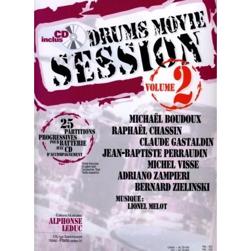 Drums Movie Session - Volume 2