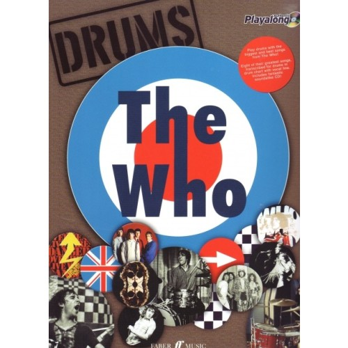 The Who - Authentic Drums Playalong