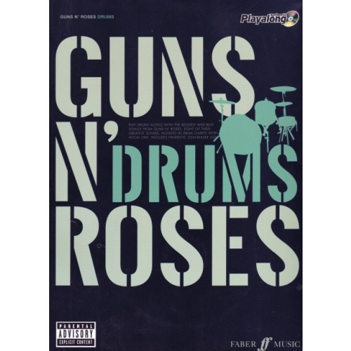 Guns N' Roses Authentic Drums Playing