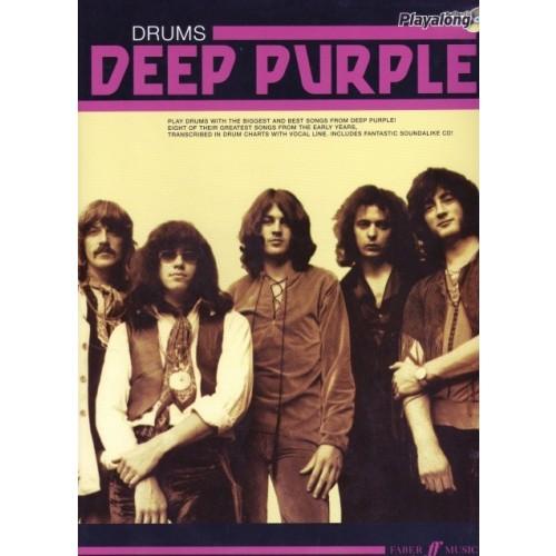 Deep Purple Authentic Drums Playalong