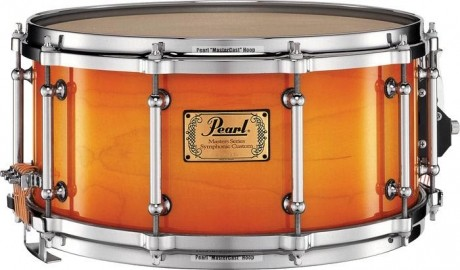 Pearl: Symphonic Concert Snare Drum - Maple 14 x 6.5