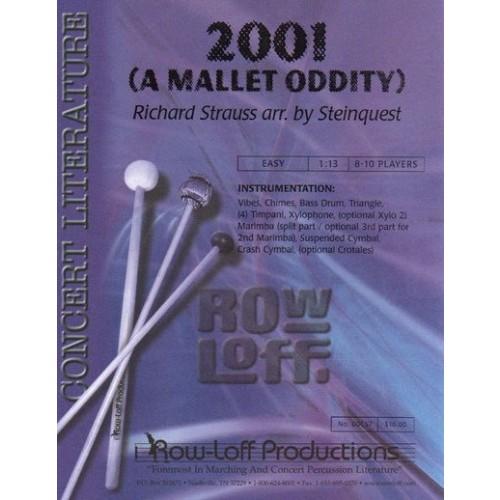 2001- A Mallet Oddity