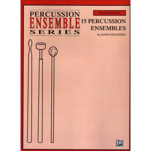 15 Percussion Ensembles