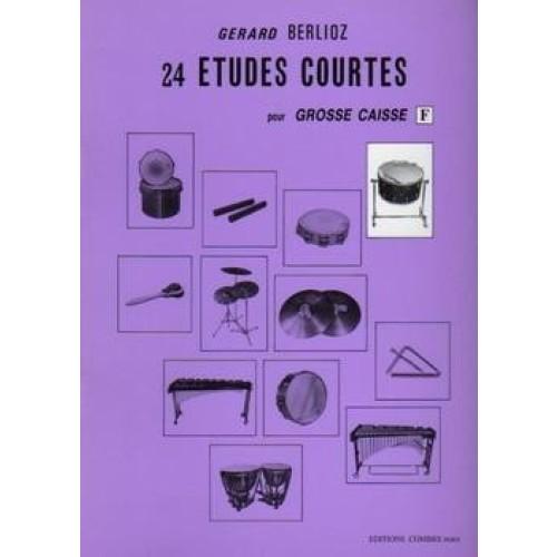 24 Etudes Courtes - Castagnettes