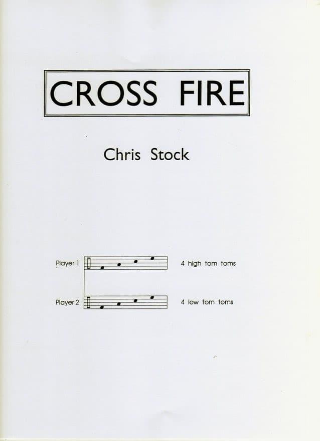 Cross Fire by Chris Stock