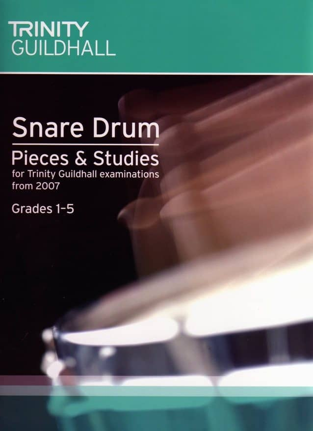 Snare Drum Pieces & Studies Grades 1-5