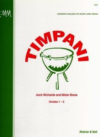 Timpani Grades 1-5