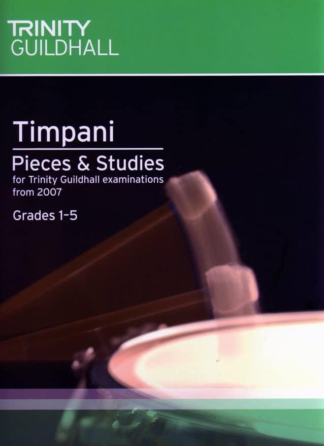 Timpani Pieces & Studies Grades 1-5