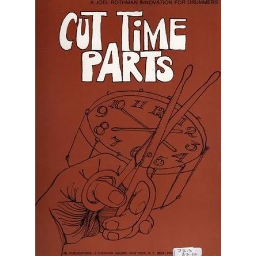 Cut Time Drum Parts