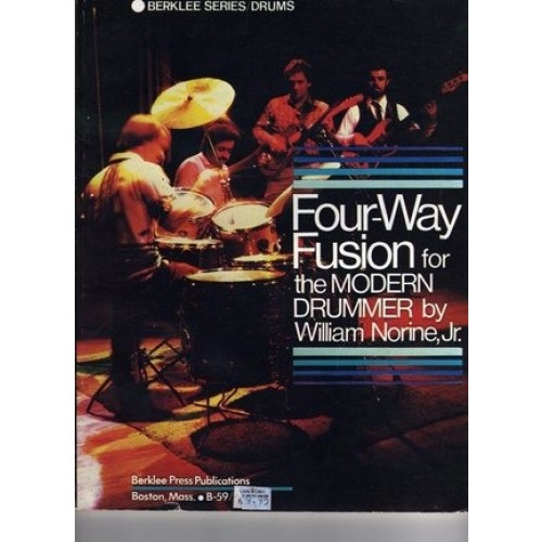 Four-way Fusion For The Mordern Drummer