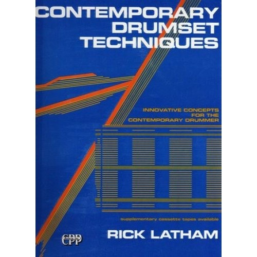 Contemporary Drumset Techniques (Book and CDs)