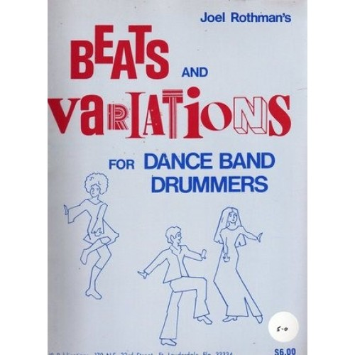 Beats And Variations For Dance Band Drummers
