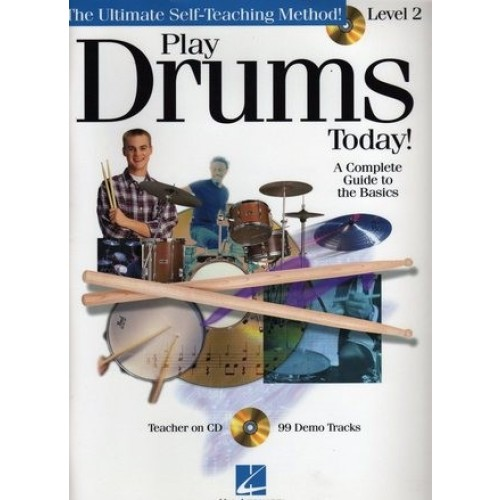 Play Drums Today! Level 2