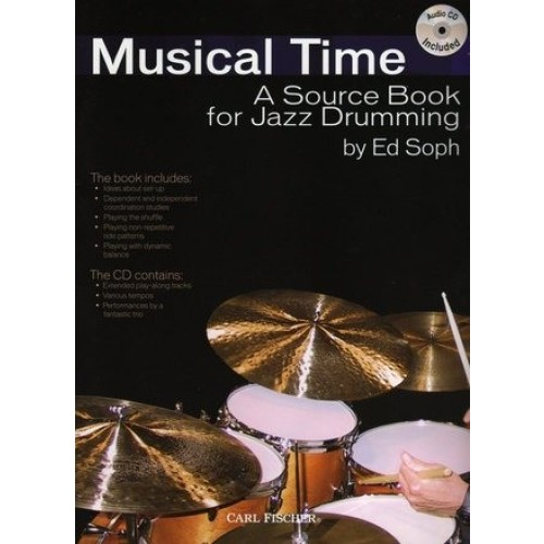 Musical Time, A Source Book For Jazz Drumming