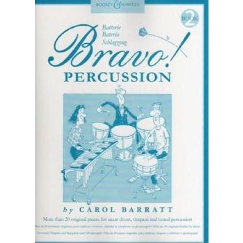 Bravo! Percussion - Book 2
