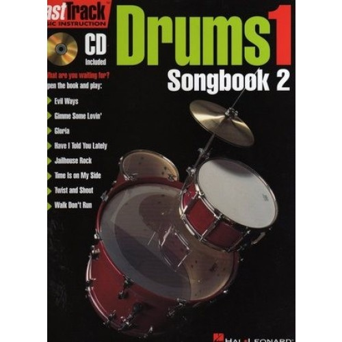 Fast Track Drums 1, Songbook 2