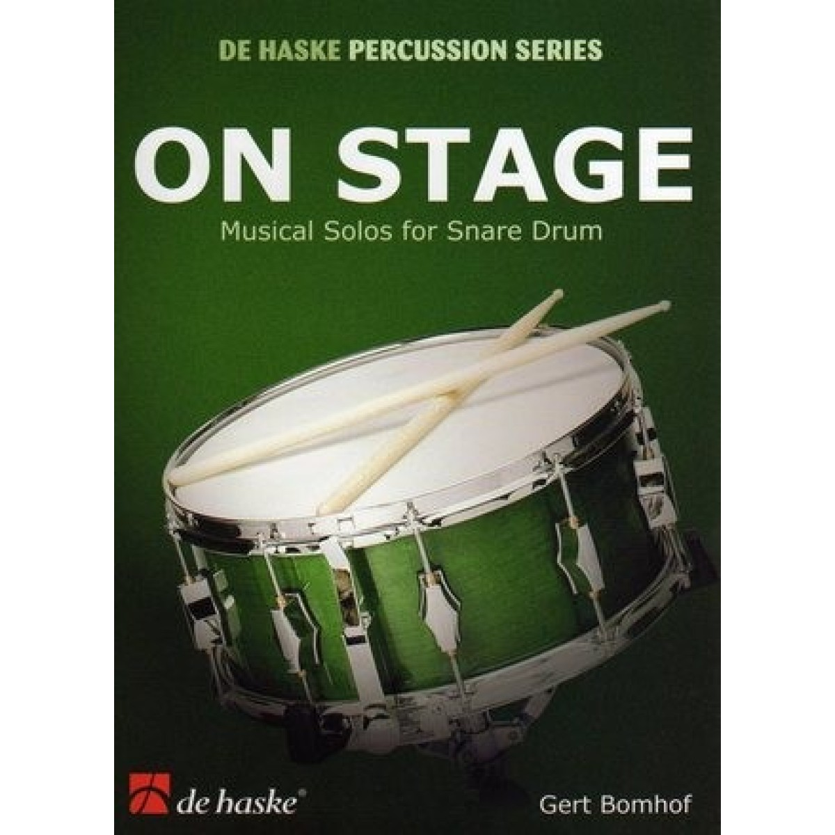 On Stage - Musical Solos For Snare Drum