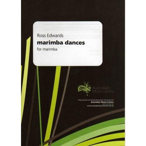 Marimba Dances For Solo Marimba by Ross Edwards