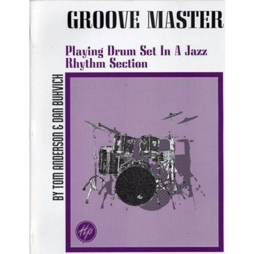 Groove Master Playing Drum Set In A Jazz Rhythm Section