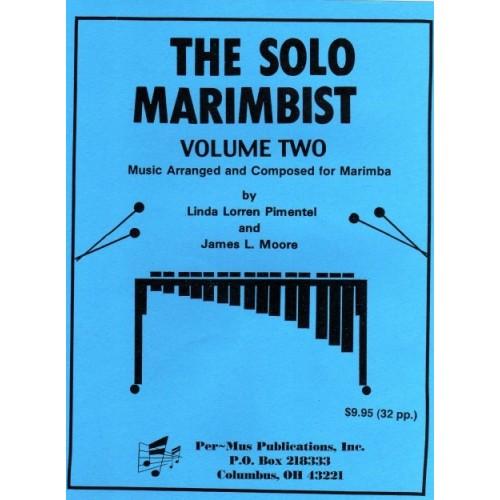 The Solo Marimbist, Volume 2 arr. Linda Pimentel & James Moore