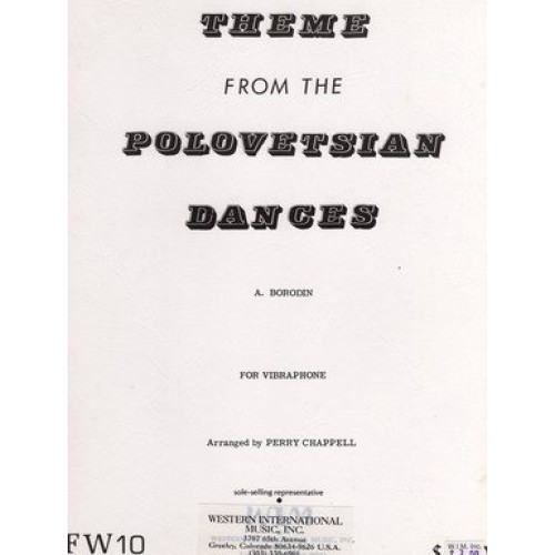 Theme From The Polovetsian  Dances