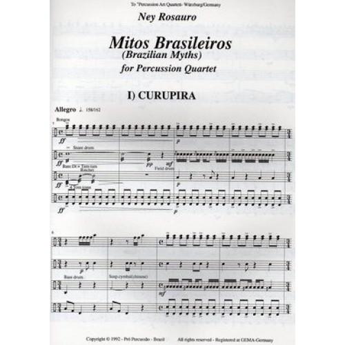 Mitos Brasileiros (brazilian Myths)