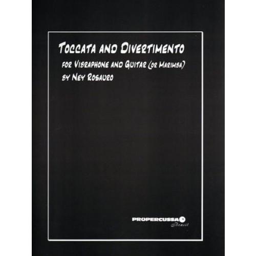 Toccata And Divertimento