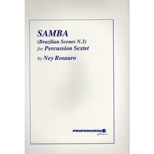 Samba (brazilian Scenes N.3)