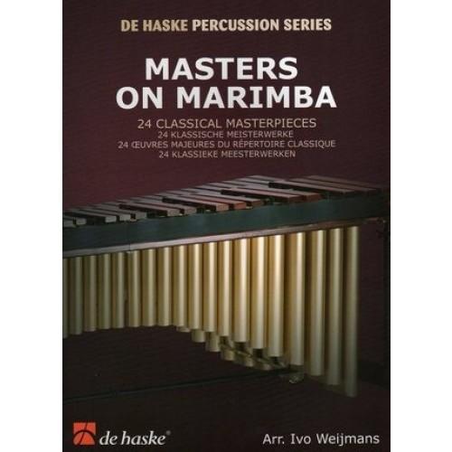 Masters On Marimba