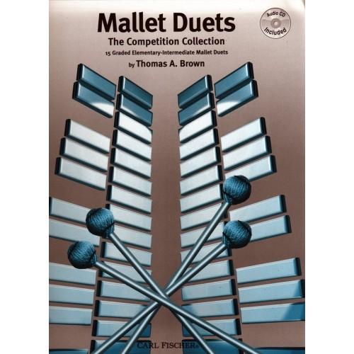Mallet Duets, The Competition Collection