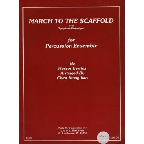 March To The Scaffold by Berlioz arr. Chen Xiang Hao