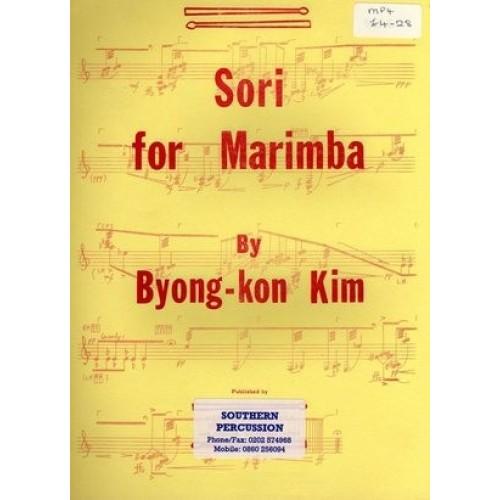 Sori For Marimba by Byong-Kon Kim