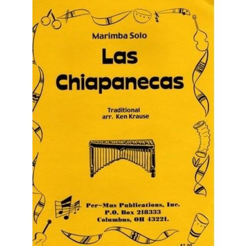 Las Chiapanecas arr. Ken Krause