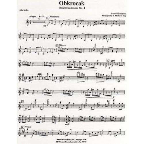Obkrocak Bohemian Dance No. 4