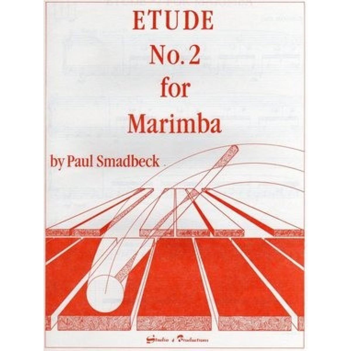 Etude No. 2 For Marimba