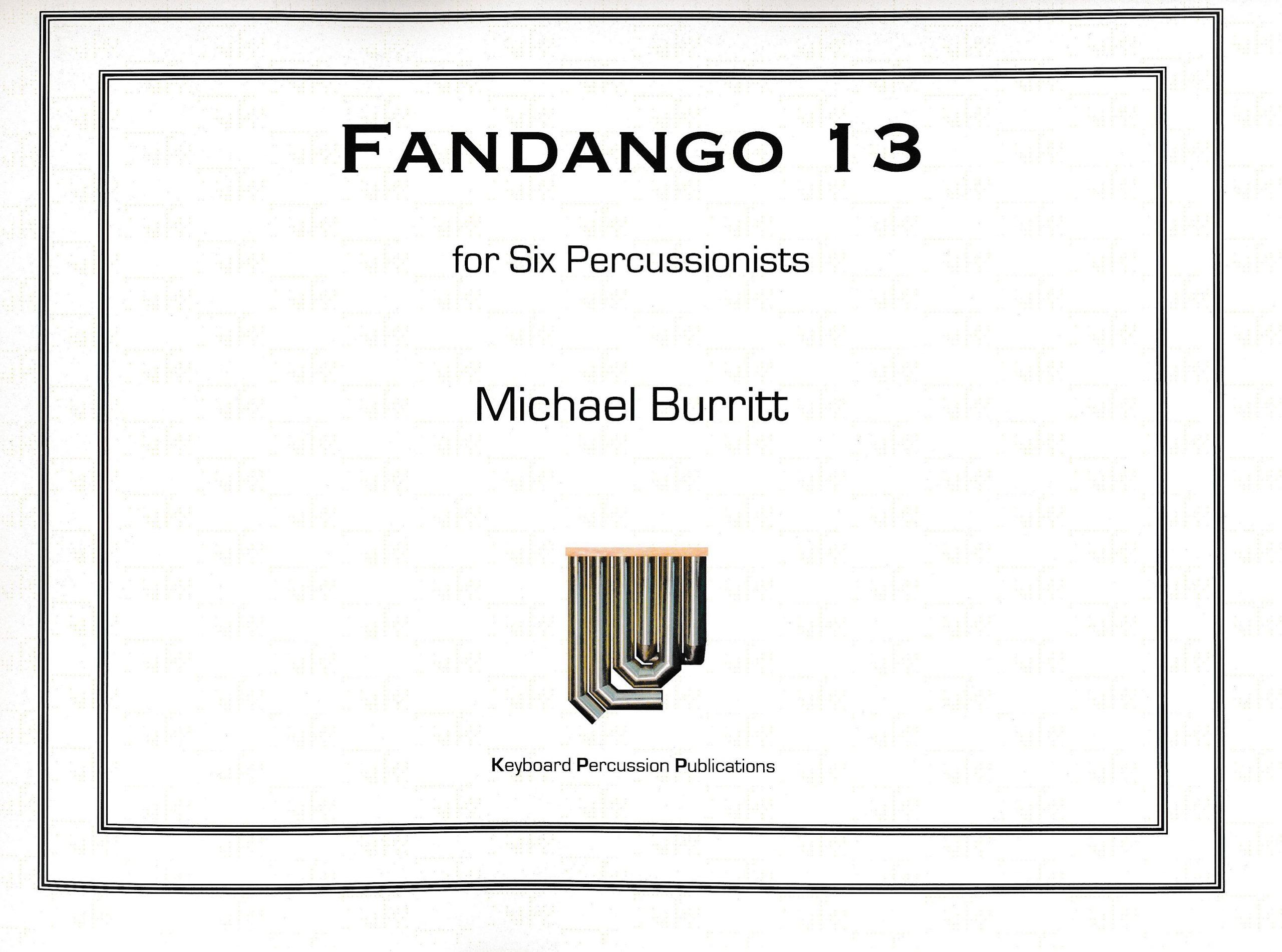 Fandango 13