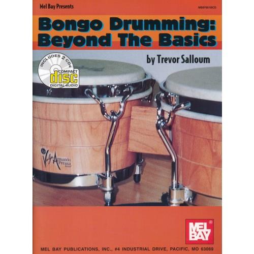 Bongo Drumming: Beyond the Basics Book