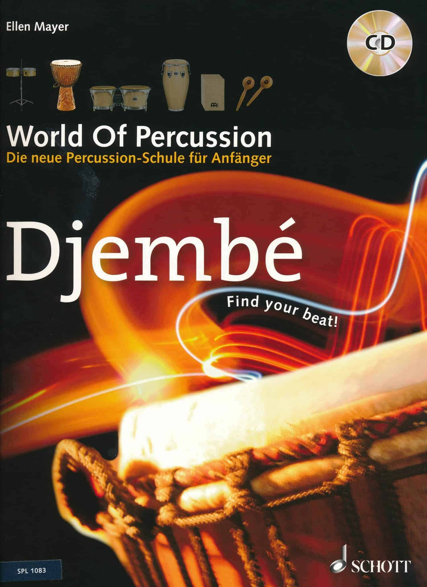 World of Percussion: Djembe
