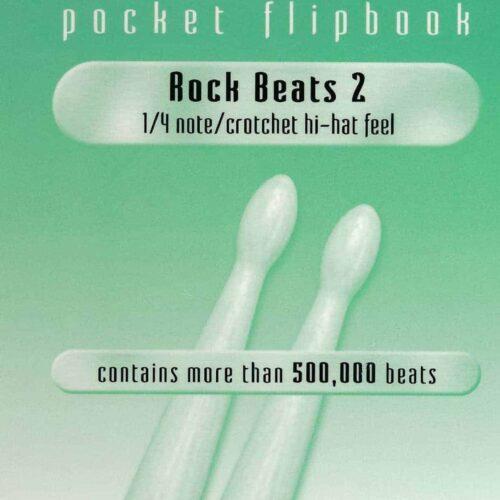 The Drummer's Pocket Flipbook - Rock Beats 2