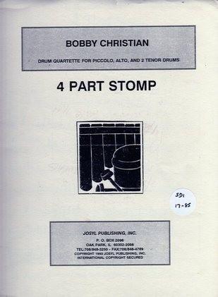 3 Part Stomp