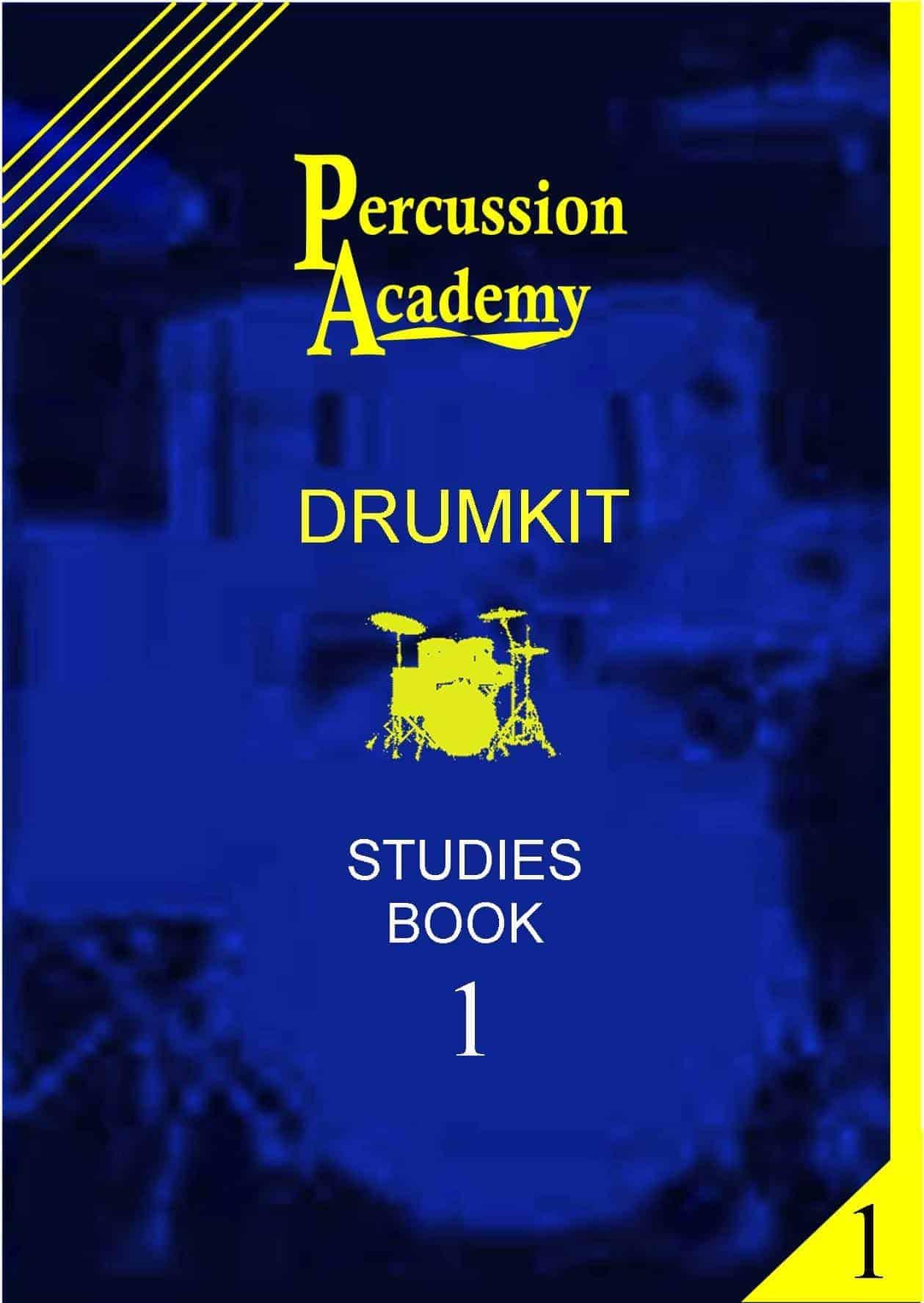 Percussion Academy Drum Studies - Book 1