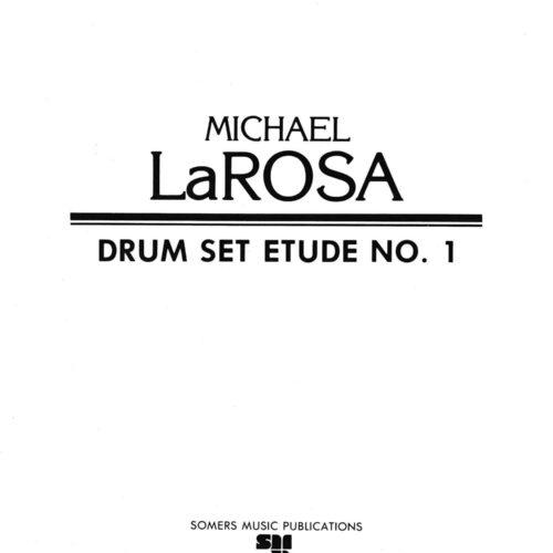Drum Set Etude No. 1