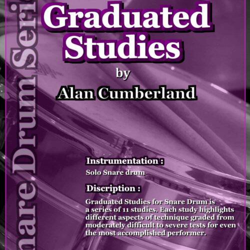 11 Graduated Studies For Snare Drum