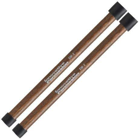 Innovative Percussion SW-2 Double Tenor Steel Drum Walnut Mallets