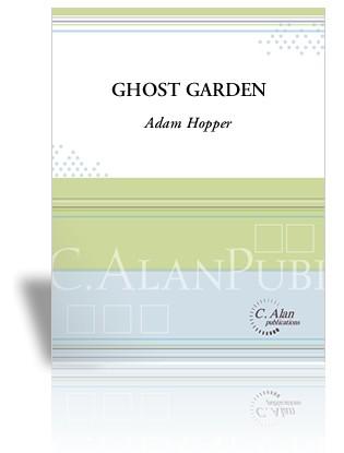 Ghost Garden by Adam Hopper